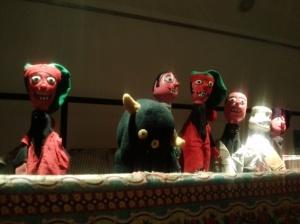 Teatro Dom Roberto'dan bağzı korkunç arkadaşlar :)