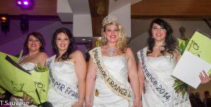 Miss Ronde 2014 güzelleri toplu halde. Bence gerçekten güzeller.