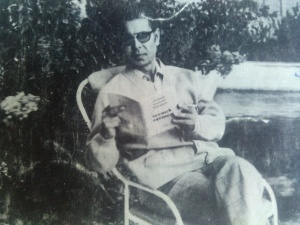 Osman Numan Baranus - Her şair gibi biraz tuhaf ve yalnız bir adamdı.