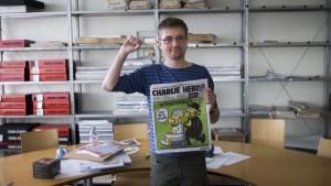 Stephane Charbonnier, islamcılar tarafından öldürülenlerden biri. İşin en acı yanı terörün dönüp orada da masum insanları vurması.